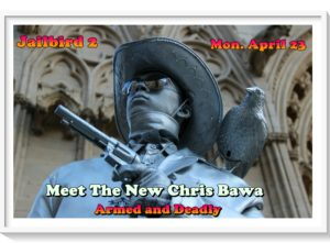 THE NEW CHRIS BAWA