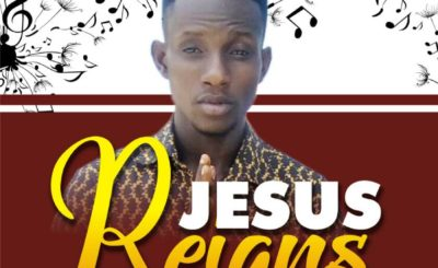 JESUS REIGNS by C.c